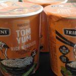 【ニュージーランド】トムヤムフォーのカップ麺が絶品!日清よりエースコックより『TRIDENT』